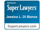 Jessica Di Bianca - New Jersey Super Lawyer