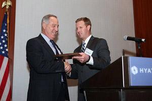 David Fried Receives 2017 McLaughlin Award