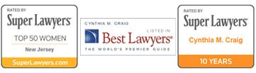 Cynthia Craig Legal Credentials