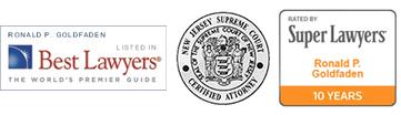 Ron Goldfaden - NJ Best Lawyers
