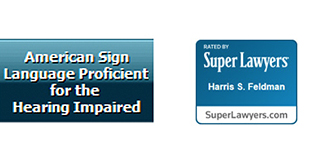 Harris Feldman NJ Super Lawyer
