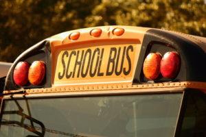 School Bus in New Jersey