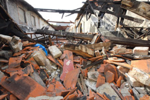 I was injured in a structural collapse. Can I sue the property owner?